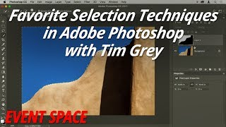 Favorite Selection Techniques in Adobe Photoshop | Tim Grey