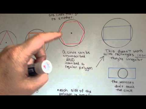 Circumscribed Circles Theorem (Geometry #195)