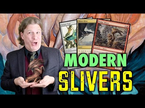 MTG - An Introduction To Modern Slivers for Magic: The Gathering