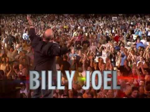 Billy Joel LIVE at FedExForum on Friday, March 25, 2016!