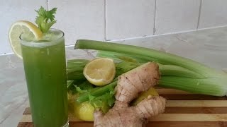 Celery Drink Recipes