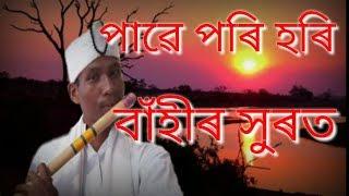 Pawe pori hori   Borgeet   Srimanta Sankardeva   Assamese flute Instrumental   N.S. MUSIC