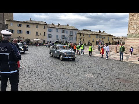 En direct des MILLE MIGLIA 2018 !!