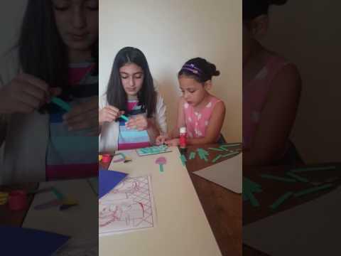 Yomna and Alya  's activities