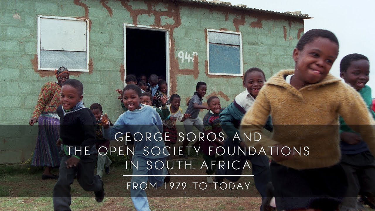 George Soros and the Open Society Foundations in South Africa
