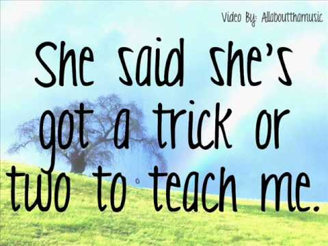 She's So Lovely-Scouting For Girls with Lyrics