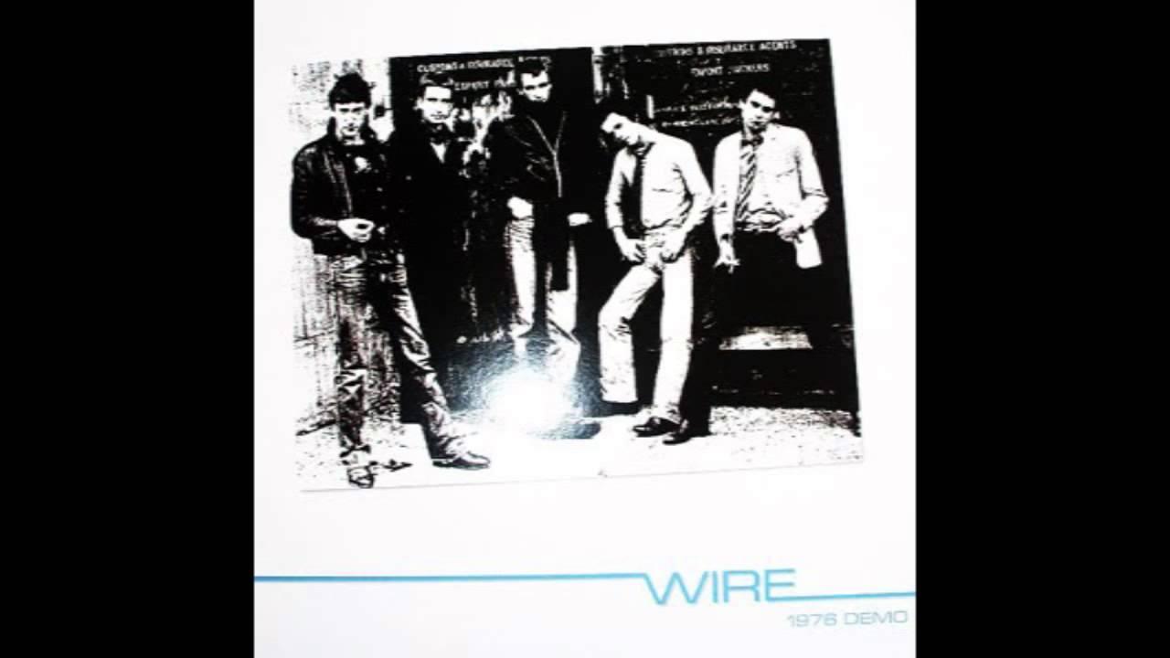 Wire - 1976 Demo (Full Album) - YouTube