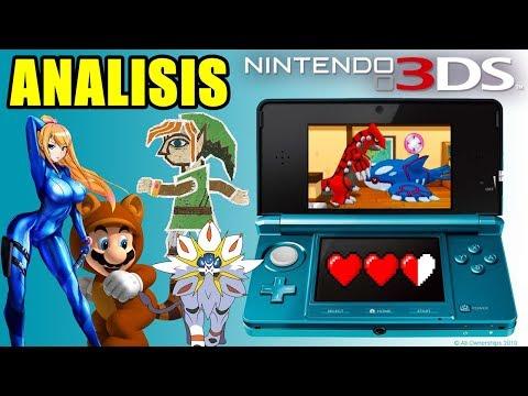Nintendo 3DS Análisis - Aun Vale la Pena?