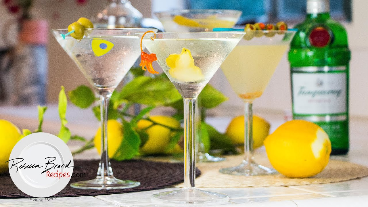 Martini recipes for gin or vodka classic dry wet dirty for Best gin for martini recipes