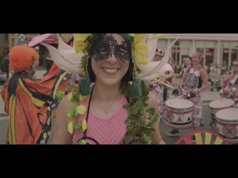Official Bath Carnival 2016 Highlights