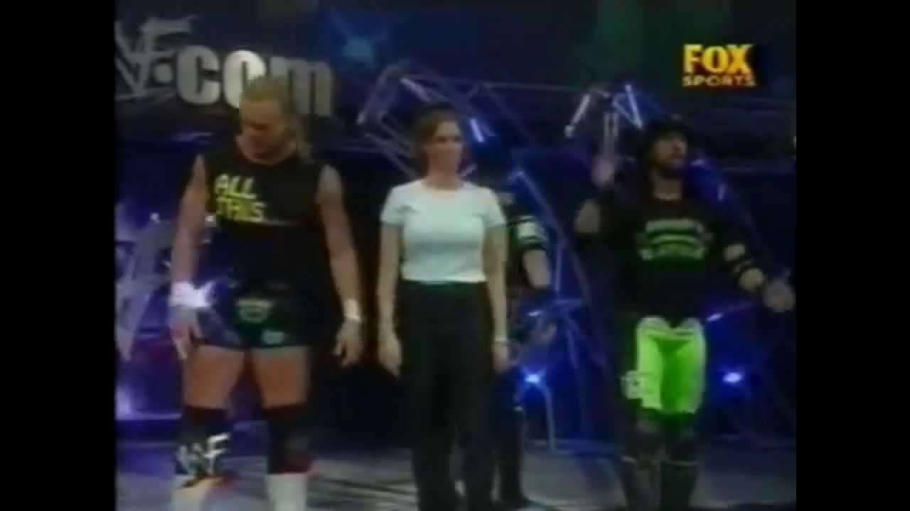 Big show vs HHH WWF championship