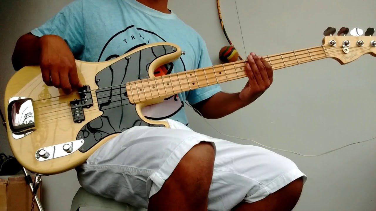 Cover Bass (Marta - Ed Motta)