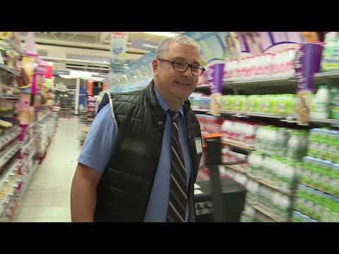 Dans les coulisses des Supermarchés
