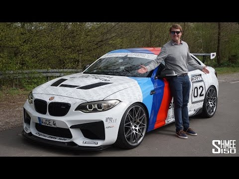 THIS is the Most Insane BMW EVER! Manhart MH2 630