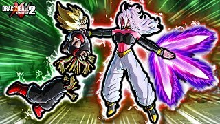 THESE NEW MAJIN ANDROID 21 SKILLS ARE THICC! Dragon Ball Xenoverse 2! Majin 21 Form & Custom Skills