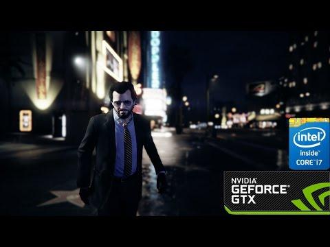 Nvidia GeForce GT 940M-Тест в Grand Theft Auto V