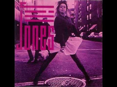Jill Jones - All Day, All Night
