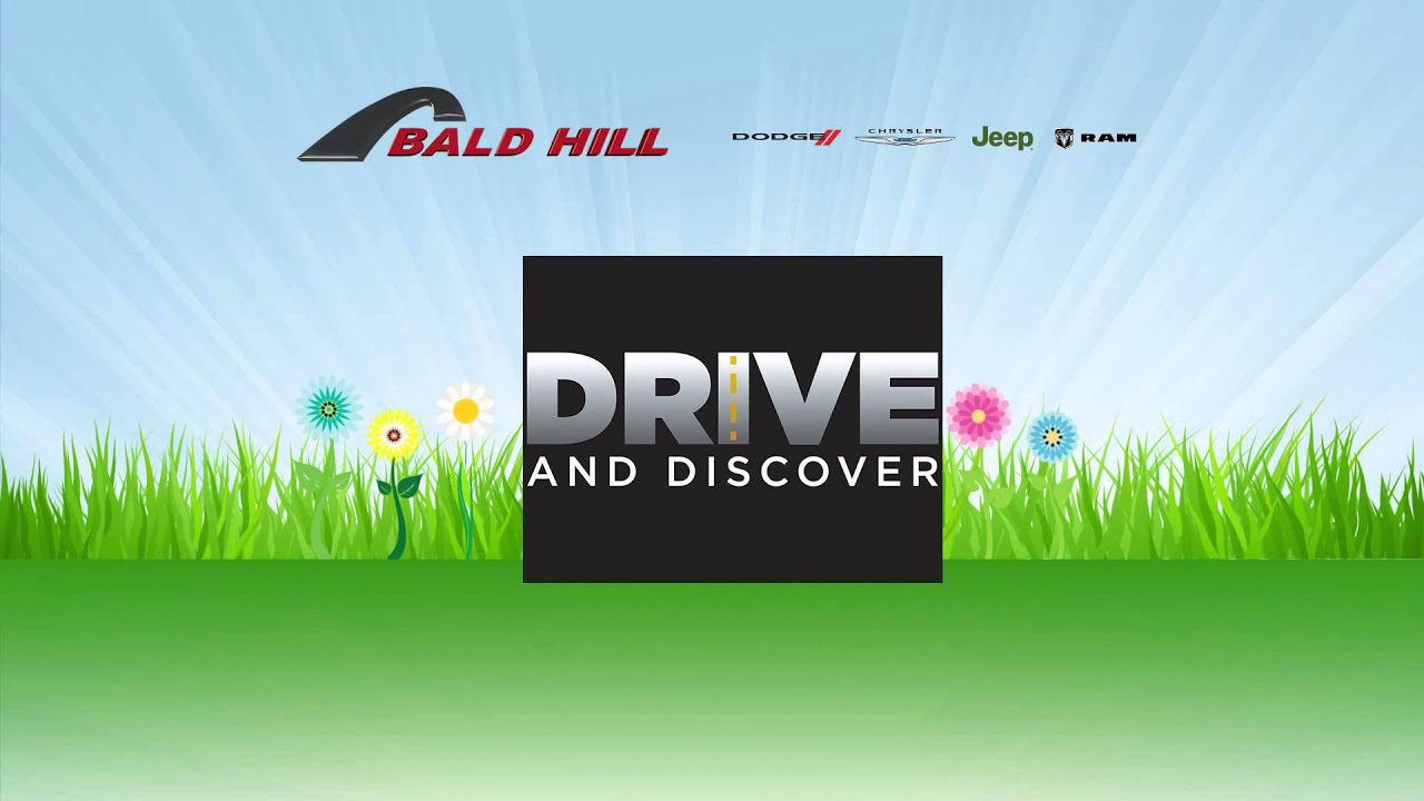 Bald Hill Chrysler Dodge Jeep TV mercial May 2015