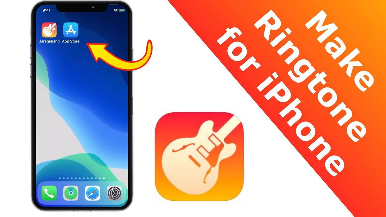 Download Make Ringtone For iPhone Using GarageBand - 2020 [Easy Method!]