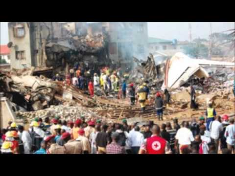 Dana plane crash site now robbers' Den
