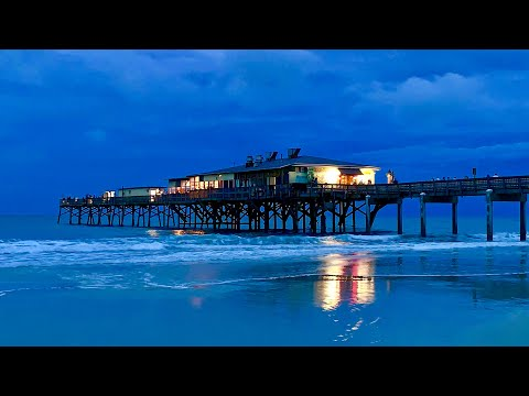 Sunglow Fishing Pier Tour - Daytona Beach, FL
