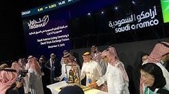 Saudi Stock Exchange CEO on Aramco IPO