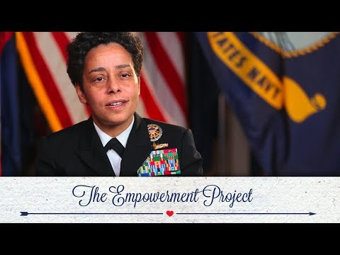 'The Empowerment Project' Documentary: Navy Vice Admiral ...