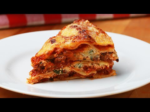 Instant Pot Lasagna • Tasty