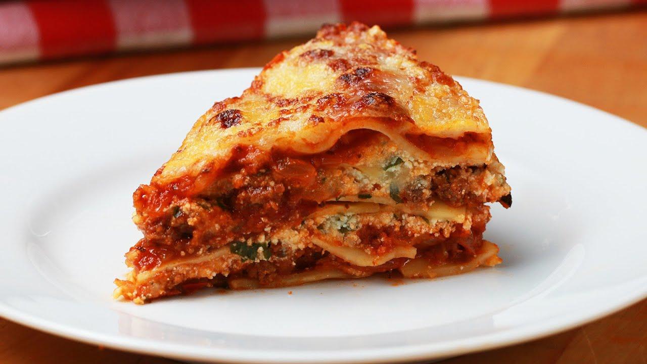Instant Pot Lasagna • Tasty - YouTube