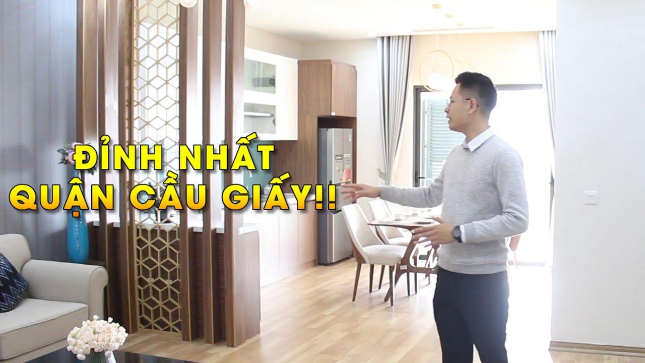 Bên Trong Căn Hộ Đẹp Hoàn Hảo 3PN Golden Park Tower – Hà Nội có gì?!