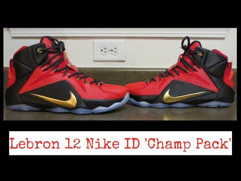 3d312bdc48b Nike Lebron XII 12