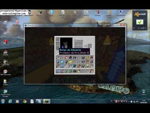 #1 Primero Video- (Tutorial de Como Baixar Minecraft 1.2.5 )