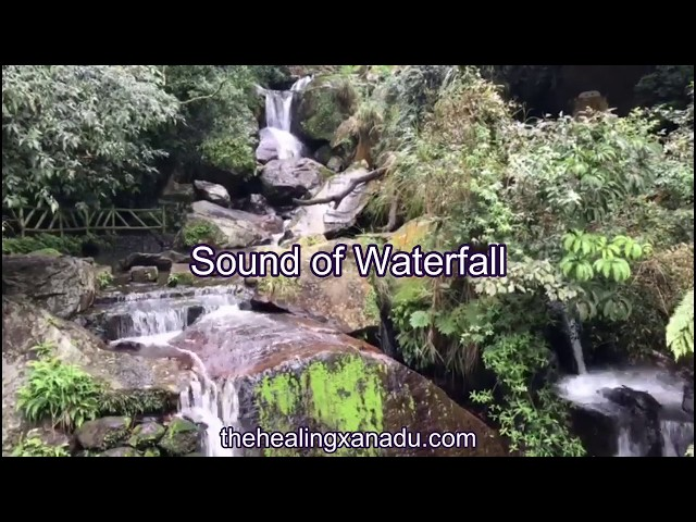Sound of Nature - Waterfall  - Meditation / Healing / Relaxation / Calm / Sleep