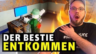 Der BESTIE entkommen! 🗡️ FLEE THE FACILITY DEUTSCH » ROBLOX