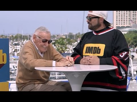 Stan Lee Cracks Up Kevin Smith With Audition For Jay and Silent Bob Reboot | IMDb EXCLUSIVE