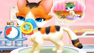 Play Fun Animal Pet Care - Let's Rescue The Cute Fluffy Animals - Fun Care Games By Tabtale