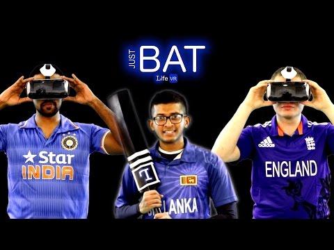 Virtual Reality Cricket Game - JUST BAT (VR)