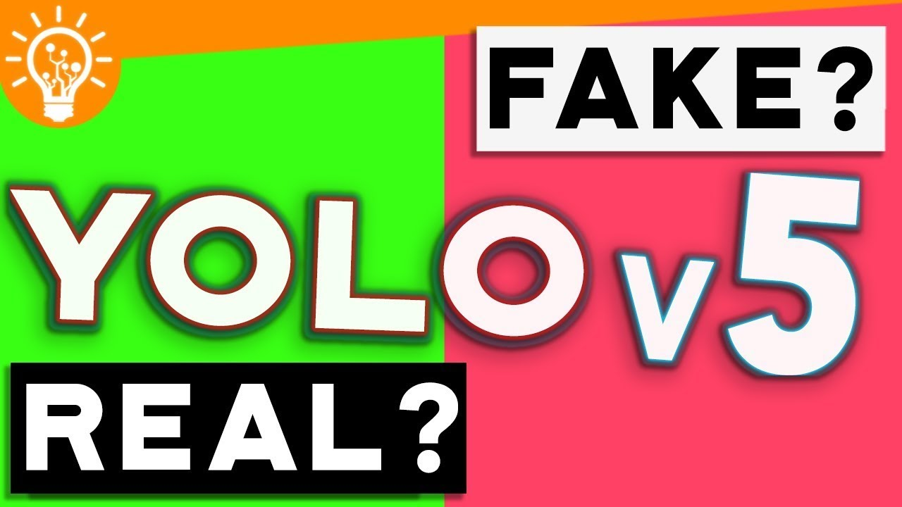YOLOv5 Controversy — Is YOLOv5 Real?