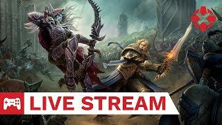 World of Warcraft: BfA - Uldir HC raid - ÉLŐ közvetítés