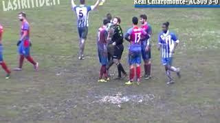 Seconda Categoria: Real Chiaromonte - ACS 09 3-0