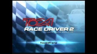 Longplay [PS2] TOCA Race Driver 2 - Part 1 of 3