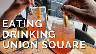 Where to eat near Union Square in NYC | New York City travel guide