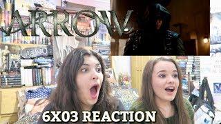 "ARROW 6X03 ""NEXT OF KIN"" REACTION"