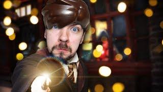 YER A WIZARD 'ARRY! | Lego Harry Potter w/ Robin