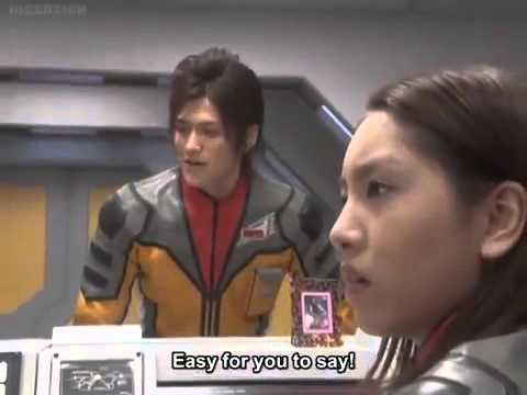 Ultraman mebius ep11 Mother's miracle