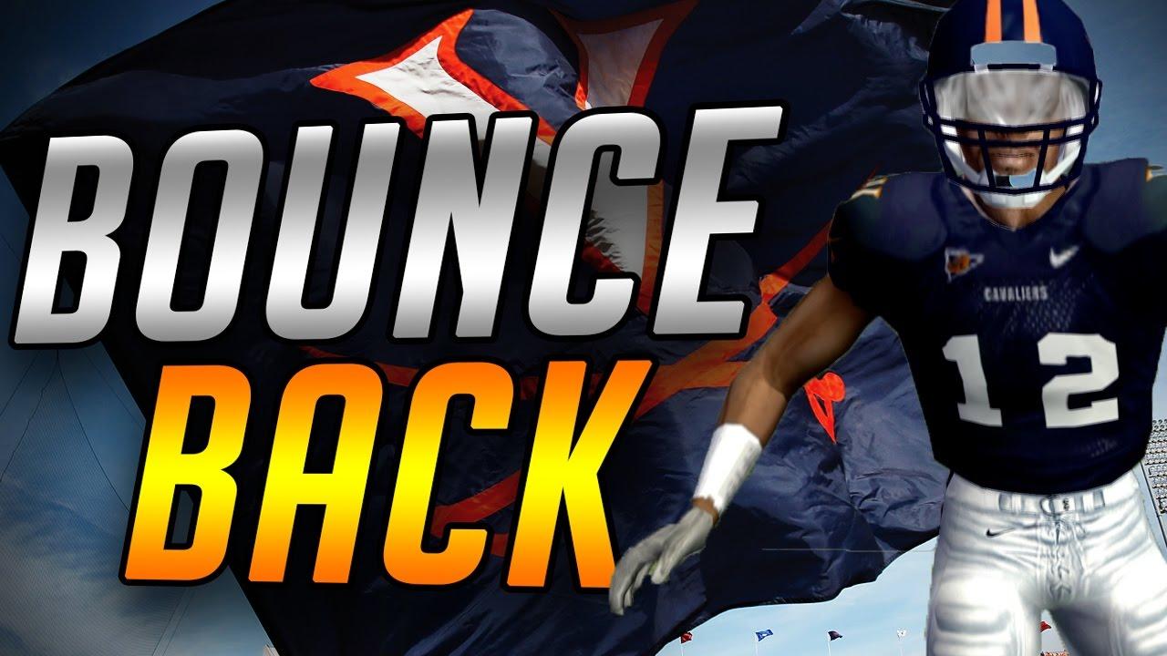 Bounce Back!!! Malcom Vick QB NCAA Football Road To Glory ...