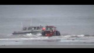 Anchor Point Alaska Tractor Boat Launch