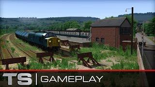 Train Simulator 2015 Gameplay - China Clay for Export