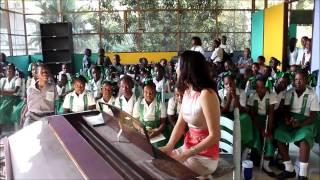 Holy Trinity Music School in Haiti