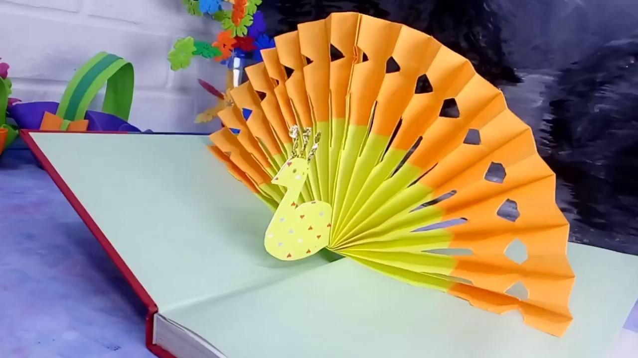 Как сделать вентилятор из бумаги фото 874